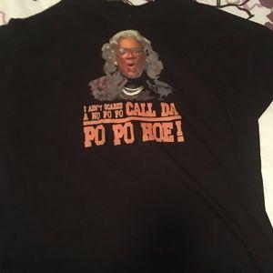 Men's Tyler Perry's Ma'dea shirt